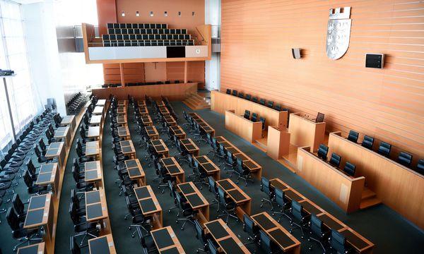 Der Landtag in St. Pölten bleibt ÖVP-dominiert. / Bild: (c) Die Presse (Clemens Fabry)