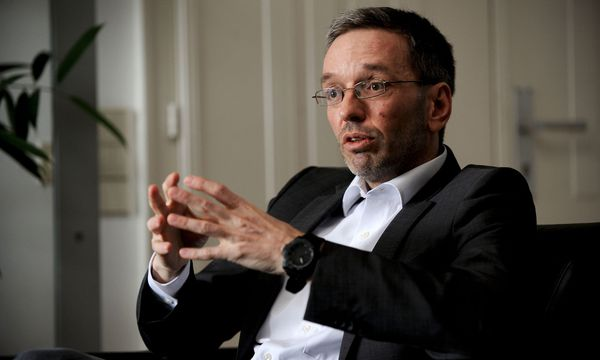 FPÖ-Generalsekretär Herbert Kickl  / Bild: (c) Clemens Fabry (Presse)