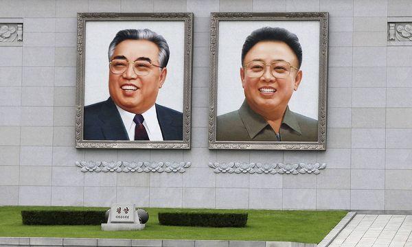Das nordkoreanische Regime droht  / Bild: imago/Agencia EFE