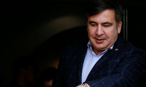 Micheil Saakaschwili hat um politisches Asyl in der Ukraine angesucht. / Bild: (c) REUTERS