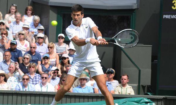 Novak Djoković  / Bild: imago/Colorsport