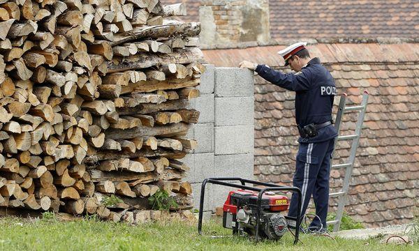 Auf diesem Grundstück wurden 2011 die Überreste der Vermissten entdeckt. / Bild: (c) APA/GEORG HOCHMUTH (GEORG HOCHMUTH)