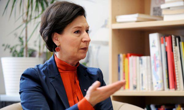 SPÖ-Frauenvorsitzende Gabriele Heinisch-Hosek / Bild: (c) Clemens Fabry