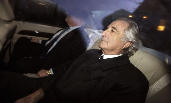 Bernie Madoff: Der Konstrukteur des bisher größten Schneeballsystems sitzt im Gefängnis. Für 150 Jahre. / Bild: REUTERS