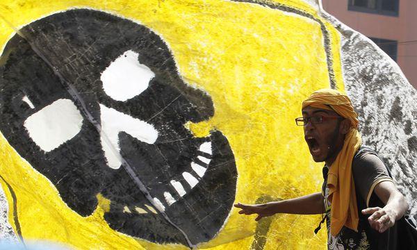 Aussenministerium Reisewarnung fuer ganz / Bild: Reuters