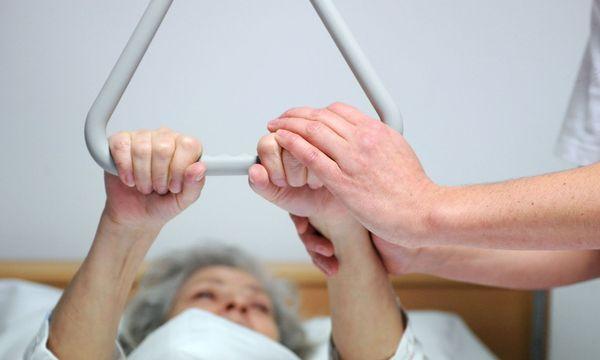 Symbolbild Pflege / Bild: APA/BARBARA GINDL