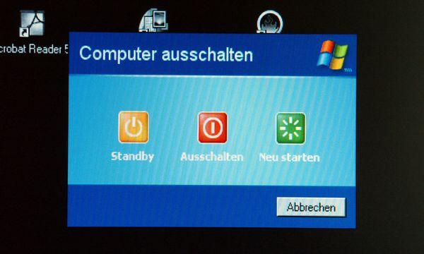 Spätestens mit Wanna Cry sollte ein Umstieg auf eine neuere Version überlegt werden.  / Bild: (c) diepresse/Clemens Fabry