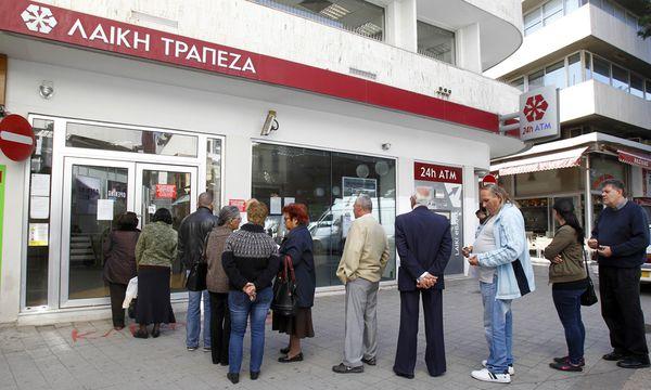 Grosse Sparer zahlen Pleiten / Bild: (c) REUTERS (BOGDAN CRISTEL)