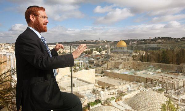 Jehuda Glick (52) / Bild: APA/EPA/MIRI TSACHI