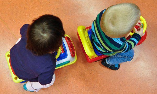 Symbolbild: Kindergarten. / Bild: (c) APA (Herbert Neubauer)