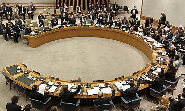 Der UN-Sicherheitsrat / Bild: (c) AP (Seth Wenig)