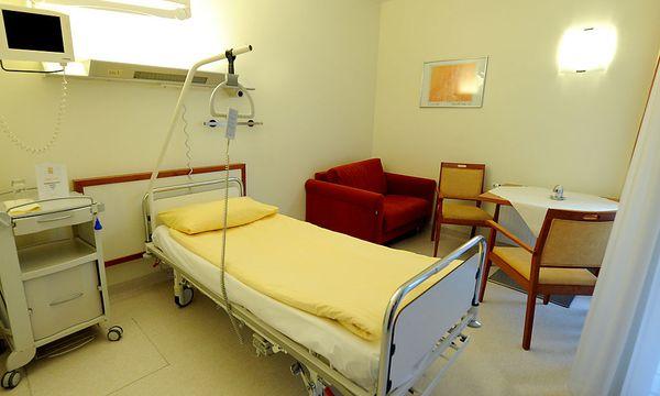 Themenbild Krankenhaus / Bild: Die Presse (Fabry)