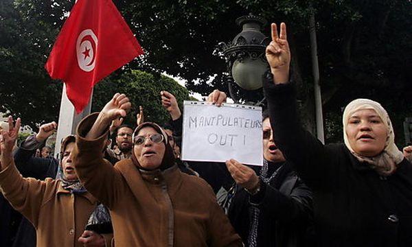 Tunesien: Zentralbank fehlen 1,5 Tonnen Gold / Bild: (c) EPA (STRINGER)