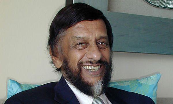 Rajendra Pachauri / Bild: (c) AP (Charles J. Hanley)