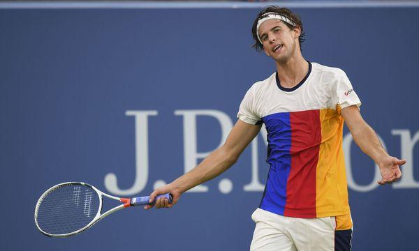 Dominic Thiem verpaßt den Einzug ins US-Open-Viertelfinale / Bild:  AFP (EDUARDO MUNOZ ALVAREZ)