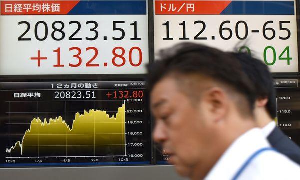 Bild: AFP (KAZUHIRO NOGI)