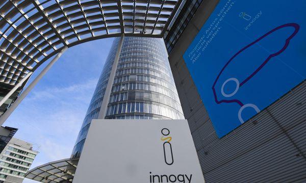 Die RWE-Tochter Innogy wird zerschlagen und unter RWE und E.ON aufgeteilt.  / Bild: (c) APA/AFP/PATRIK STOLLARZ (PATRIK STOLLARZ)