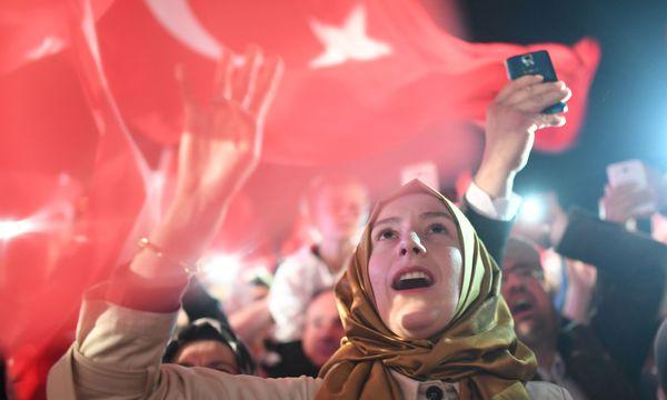 Bild: (c) APA/AFP/BULENT KILIC