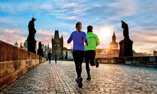 (c) Prague City Tourism_www.prague.eu Schaustrecke. Tipp: Antizyklisch über die Karlsbrücke, um den  Touristenmassen auszuweichen.