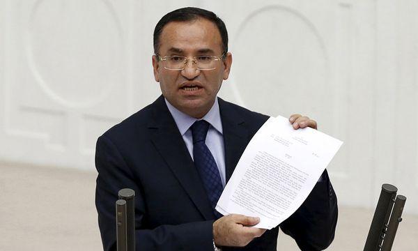 Justizminister Bozdag sagte ein Treffen mit Heiko Maas ab. / Bild: (c) REUTERS (Umit Bektas / Reuters)