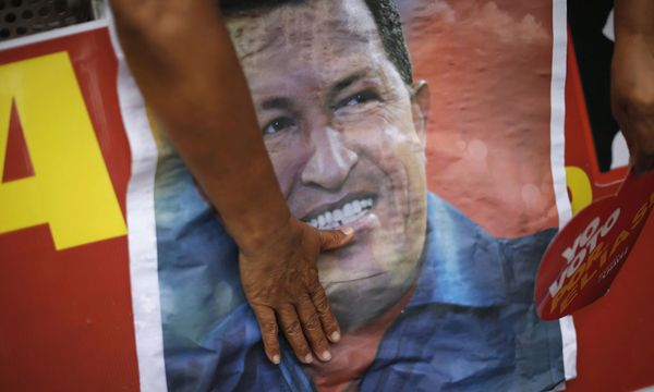 Hugo Chávez / Bild: (c) REUTERS (JORGE SILVA)
