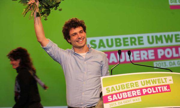 Der 23-jährige Schmid / Bild: (c) Grüne