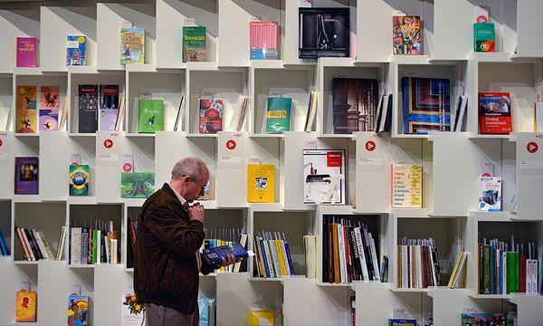 Frankfurter Buchmesse  / Bild: (c) imago stock&people (imago stock&people)