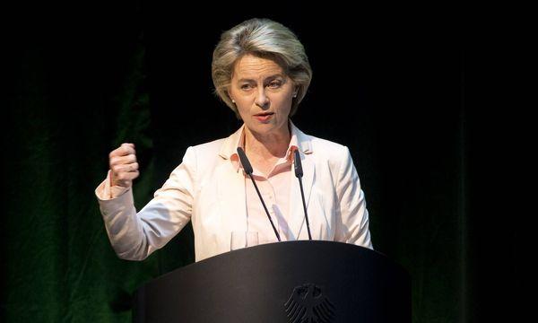Deutsche Verteidigungsministerin Ursula von der Leyen / Bild: imago/Christian Thiel