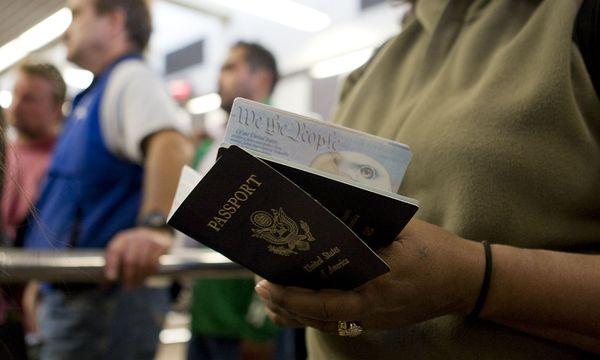 Betroffen von dem Dekret ist ein Visa-Programm,  das genutzt wird, damit Ausländer vorübergehend in den USA arbeiten können. / Bild: (c) REUTERS (Fred Greaves)