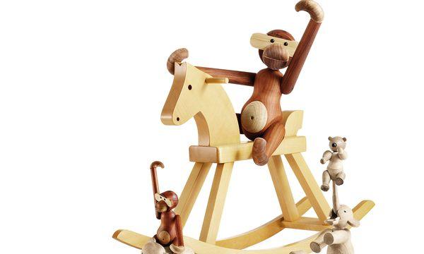 (c) Beigestellt Typisch tierisch. Der Däne Kay Bojesen  bereicherte  die Welt  auch mit  Holzfiguren.