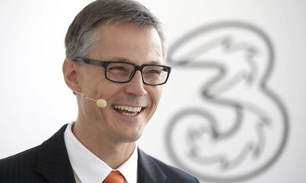 Mit dem Kauf von Tele2 wird Drei zu einem Vollanbieter von Telekommunikation. / Bild: APA/GEORG HOCHMUTH