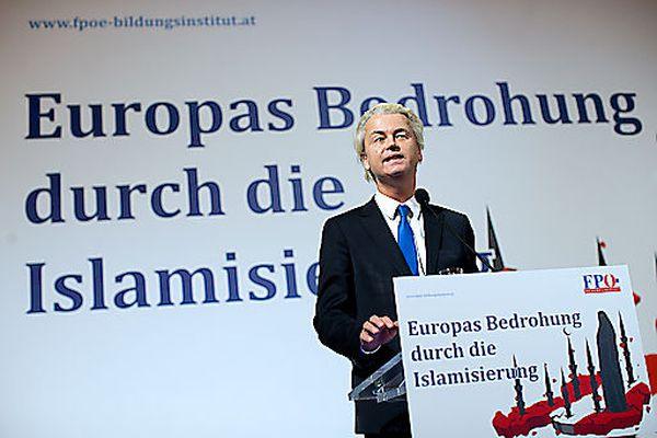 Wird mit Geert Wilders ein Rechtspopulist Regierungschef der Niederlande? / Bild:  APA/GEORG HOCHMUTH