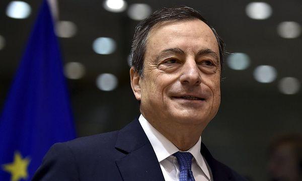 Mario Draghi / Bild: REUTERS