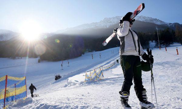 Ein Schlepplift, eine präparierte Piste – kein Dutzend Skifahrer, die sich diese teilen – manchmal reicht das. / Bild: (c) Die Presse (Clemens Fabry)