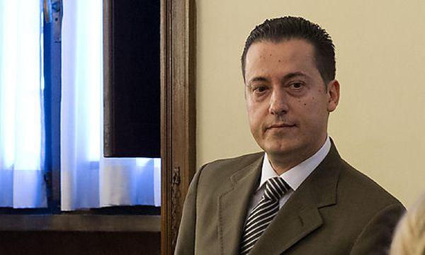 Archivbild: Paolo Gabriele vor Gericht / Bild: AP