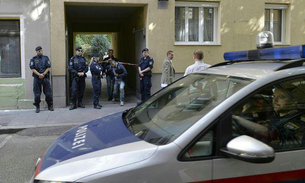 Wien-Favoriten: In einem begrünten Innenhof wurde die Tat begangen.  / Bild: (c) APA/HERBERT NEUBAUERR)