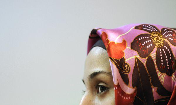 Junge Muslimas  / Bild: (c) APA/HANS KLAUS TECHT (HANS KLAUS TECHT)