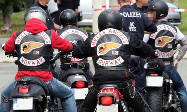 Hells Angels aus aller Welt versammeln sich am Wochenende am Schwarzlsee in der Steiermark. / Bild: (c) Dapd (Markus Leodolter)