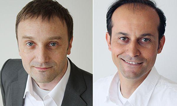 5 x 5 Fragen an Kreative: Stefan Degn und Mario Zeppetzauer / Bild: formquadrat