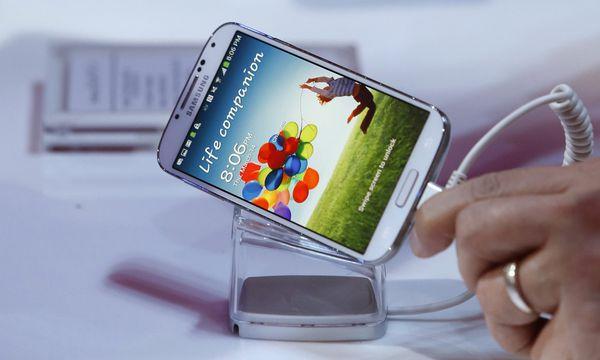 Galaxy Samsungs grosse Geste / Bild: (c) REUTERS (ADREES LATIF)