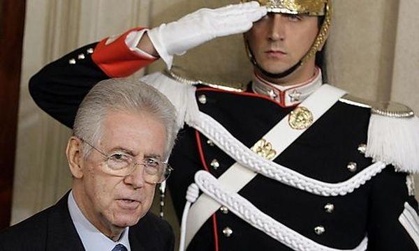Mario Monti / Bild: (c) REUTERS (Stringer/italy)