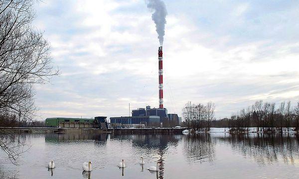 Gas-Kombikraftwerk Mellach: Hier bleibt noch alles offen / Bild: APA/HELGE SOMMER