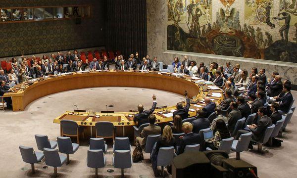Noch härtere Strafen für das Kim-Regime: Der UN-Sicherheitsrat beschloss neue Sanktionen gegen Nordkorea.  / Bild: (c) APA/AFP/KENA BETANCUR