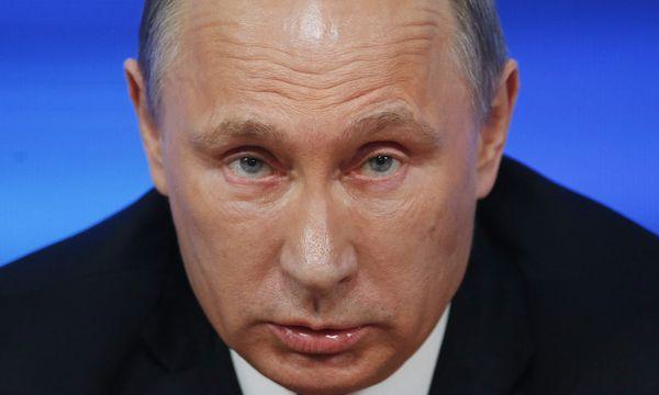 Wegen der Wirtschaftskrise und der Sanktionen wird Wladimir Putin 2015 weiter auf Härte setzen. / Bild: (c) APA/EPA/SERGEI CHIRIKOV (SERGEI CHIRIKOV)