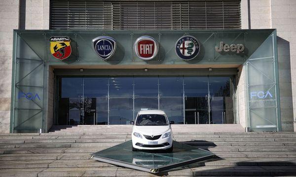 Fiat Chrysler / Bild: (c) APA/AFP/MARCO BERTORELLO (MARCO BERTORELLO)