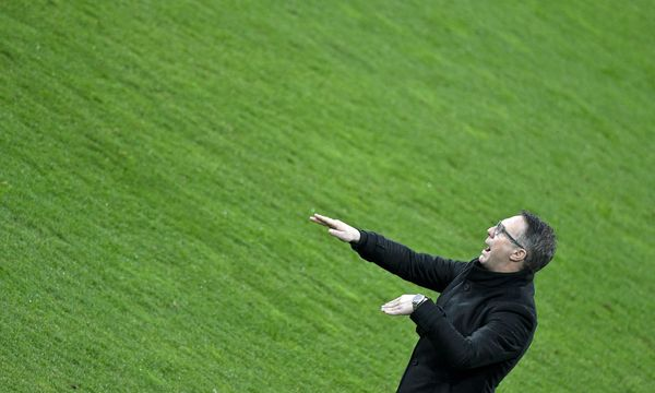 Rapid-Coach Damir Canadi / Bild: APA/HERBERT NEUBAUER