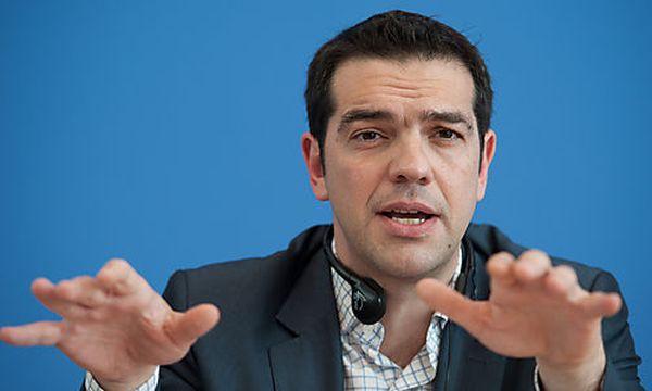 Alexis Tsipras, der Vorsitzende des linken griechischen Wahlbuendnisses Syriza / Bild: (c) dapd (Maja Hitij)