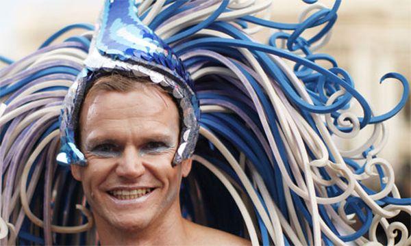 Life Ball 2011: Der Countdown läuft / Bild: APA