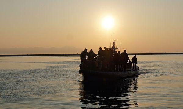 Themenbild: Mittelmeer/ Flüchtlinge / Bild: (c) APA/AFP/- (-)