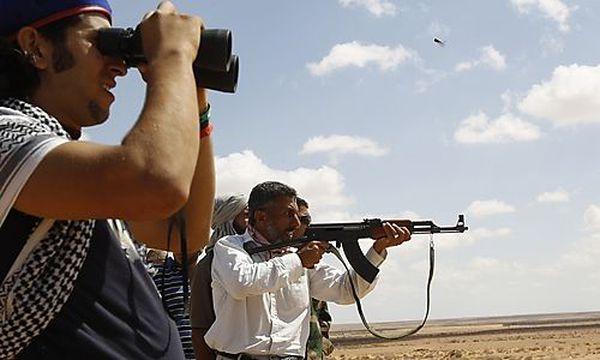 Libyen / Bild: (c) REUTERS (Goran Tomasevic)